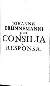 Consilia sive responsa academica