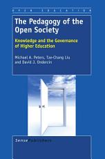 The Pedagogy of the Open Society PDF