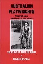 The Plays of Alma De Groen