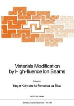 Materials Modification by High-fluence Ion Beams