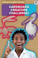 Cardboard Creature Challenge  PDF