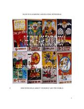 The Space Age Tarot Book: and Tarot Cards