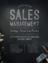 Sales Management: Strategy, Process and Practice, Edition 4