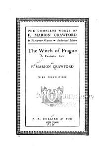 The Witch of Prague PDF