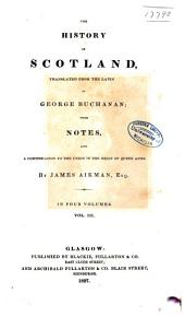 The History of Scotland: Volume 3