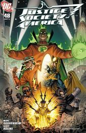 Justice Society of America (2006-) #48