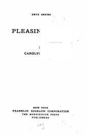 Pleasing Prose