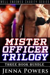 Mister Officer Trilogy (Interracial Erotic Romance Bundle)