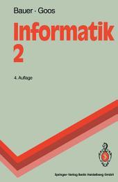 Informatik 2: Eine einführende Übersicht, Ausgabe 4