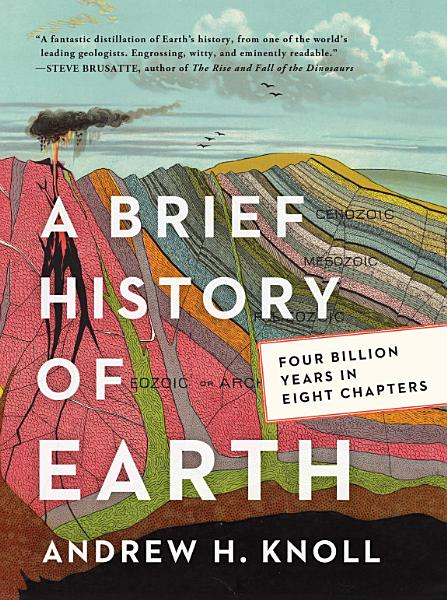 Download A Brief History of Earth Book