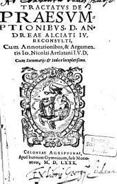 Tractatus de praesumptionibus