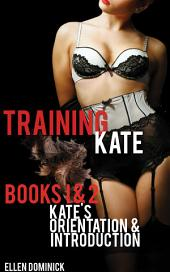 Training Kate: The Submission of a Maid: Books 1 & 2