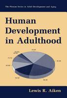 Human Development in Adulthood PDF