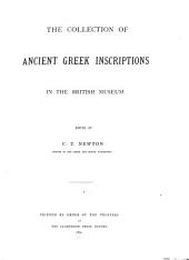 The Collection of Ancient Greek Inscriptions in the British Museum: Part 1