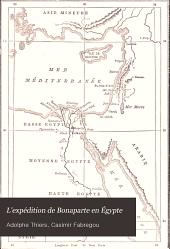L'expédition de Bonaparte en Égypte