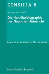 Die Hannibalbiographie des Nepos im Unterricht: Ausgabe 2
