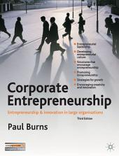 Corporate Entrepreneurship: Innovation and Strategy in Large Organizations, Edition 3