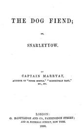 The Dog Fiend; Or, Snarleyyow