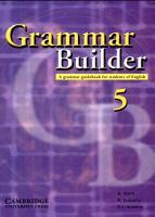 Grammar Builder Level 5 PDF
