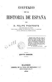 Compendio de la historia de españa...