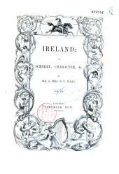 Ireland, Its Scenery, Character, Etc