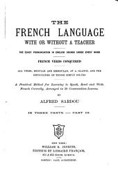 The French Language with Or Without a Teacher ...