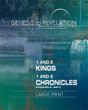 1 and 2 Kings  1 and 2 Chronicles Participant Book PDF