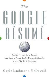 The Google Resume Book
