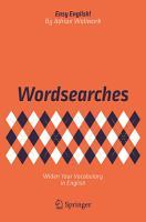 Wordsearches PDF