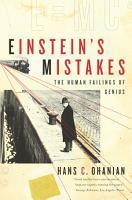 Einstein s Mistakes  The Human Failings of Genius PDF