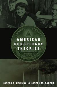 American Conspiracy Theories Book