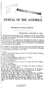 Permanent White Journals, Pt. 2, Assembly: Volume 1863