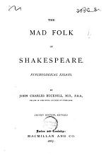 The Mad Folk of Shakespeare