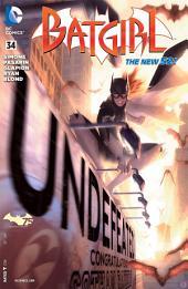 Batgirl (2012-) #34