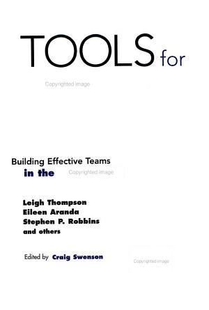 Tools for Teams PDF