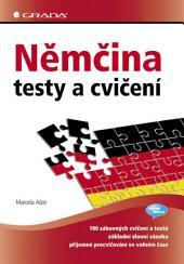 Němčina - testy a cvičení