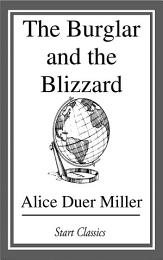 The Burglar and the Blizzard