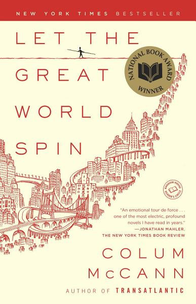 Download Let the Great World Spin Book