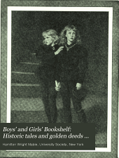 Boys' and Girls' Bookshelf: Historic tales and golden deeds (part 1-2)