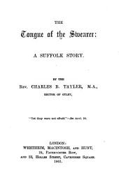 The tongue of the swearer