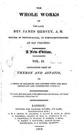 Whole Works of the Late Rev. James Hervey: Volume 2