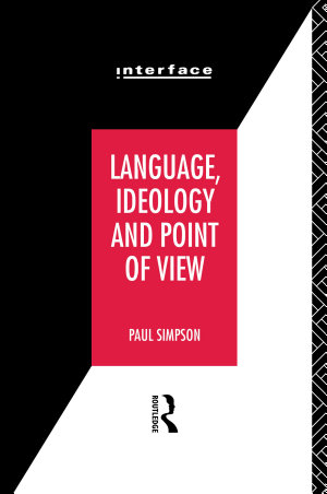 Language  Ideology and Point of View