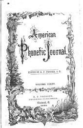 American Phonetic Journal: Volumes 1-2