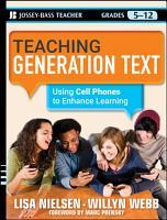Teaching Generation Text PDF