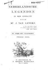 Nederlandse legenden: Volume 2