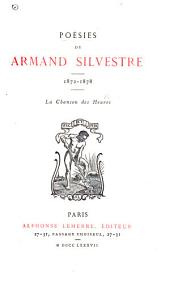 Poésies de Armand Silvestre: 1866-78, Volume 2
