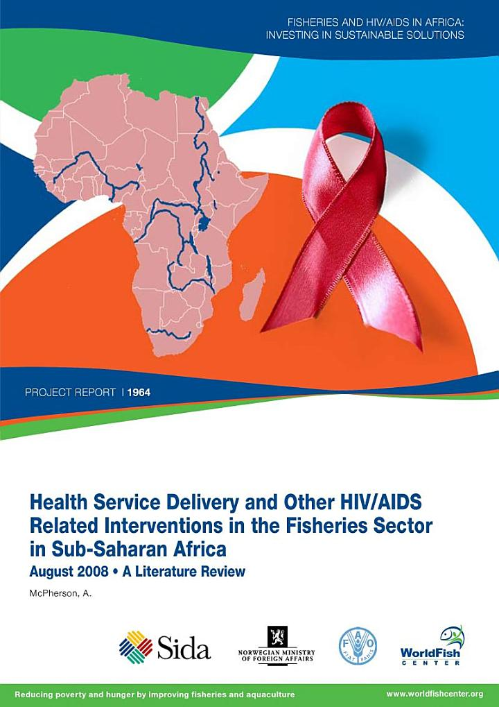 Health service delivery and other HIV/AIDS related interventions in the fisheries sector in Sub-Saharan Africa: a literature review