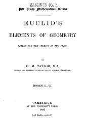 Euclids̓ Elements of Geometry: Books 5-6