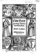 Eine Heer-predigt widder den Türcken [on Dan. vii. 2-12].