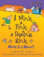 A Mink  a Fink  a Skating Rink PDF